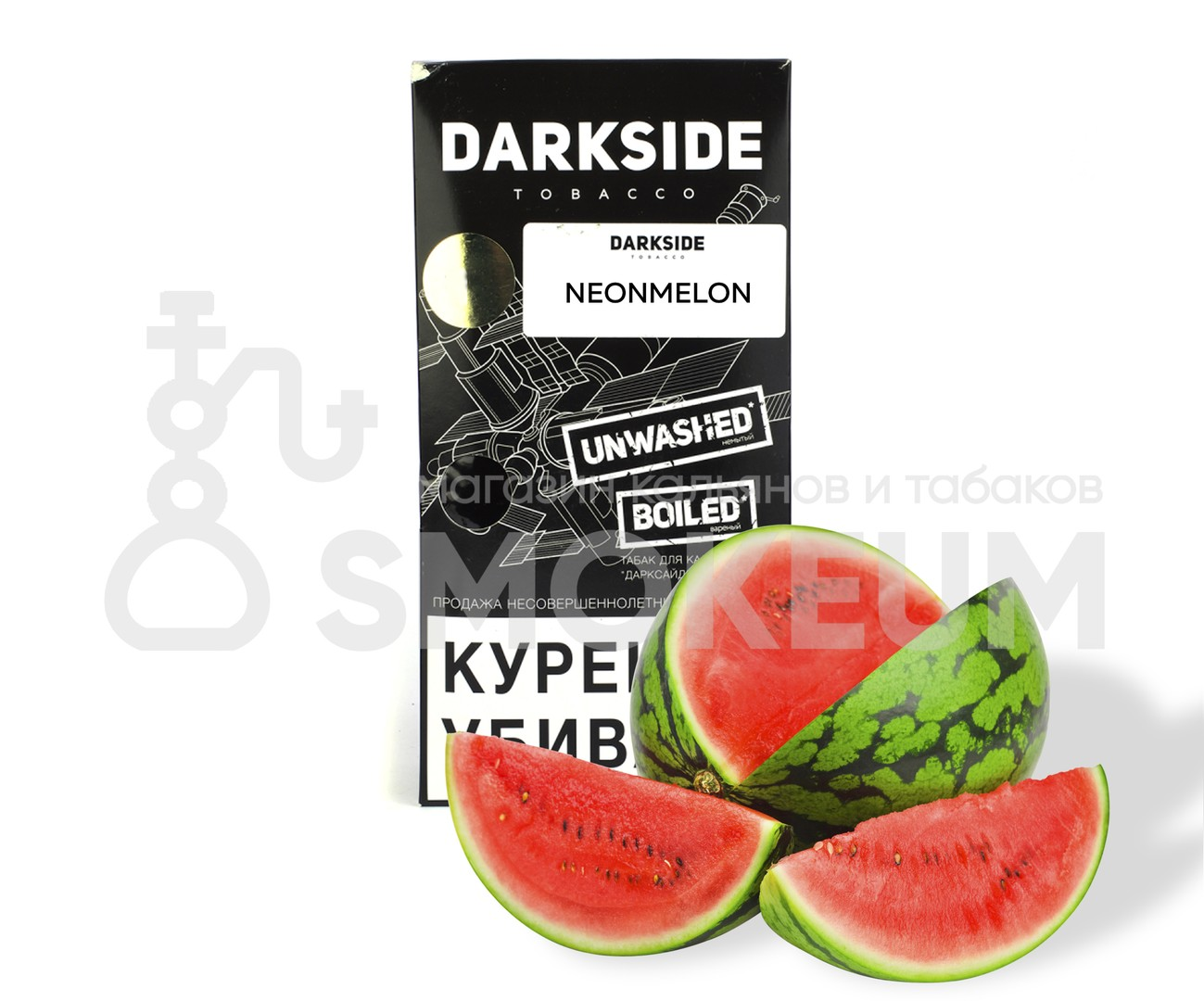 Табак Darkside (Soft) - Neonmelon (Арбуз) 250 гр