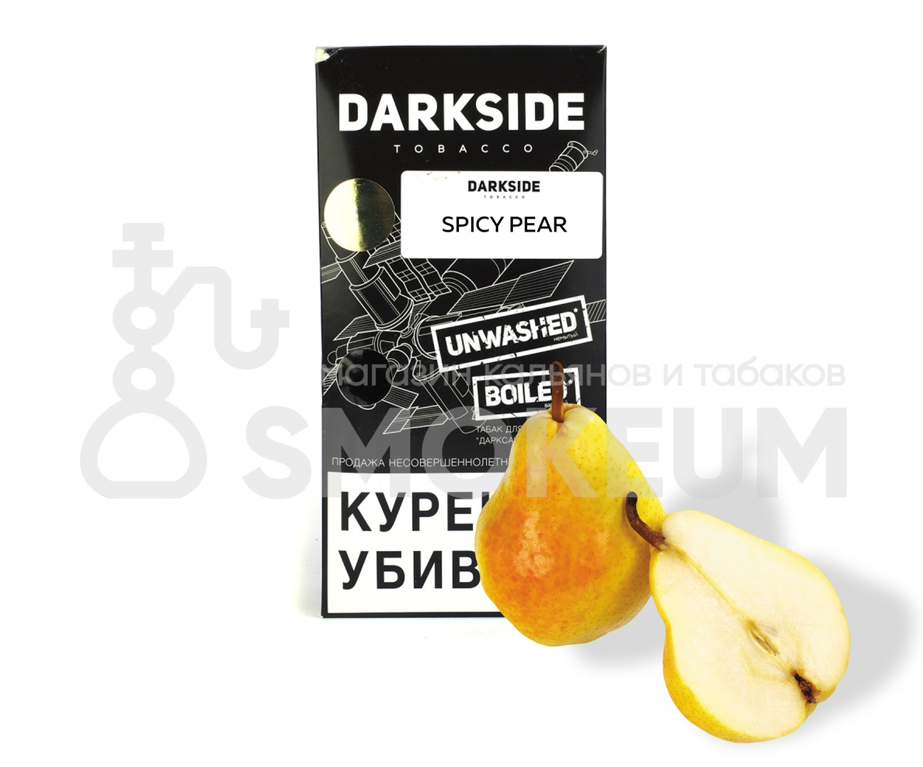 Табак Darkside (Soft) - Spucy pear (Груша) 250 гр