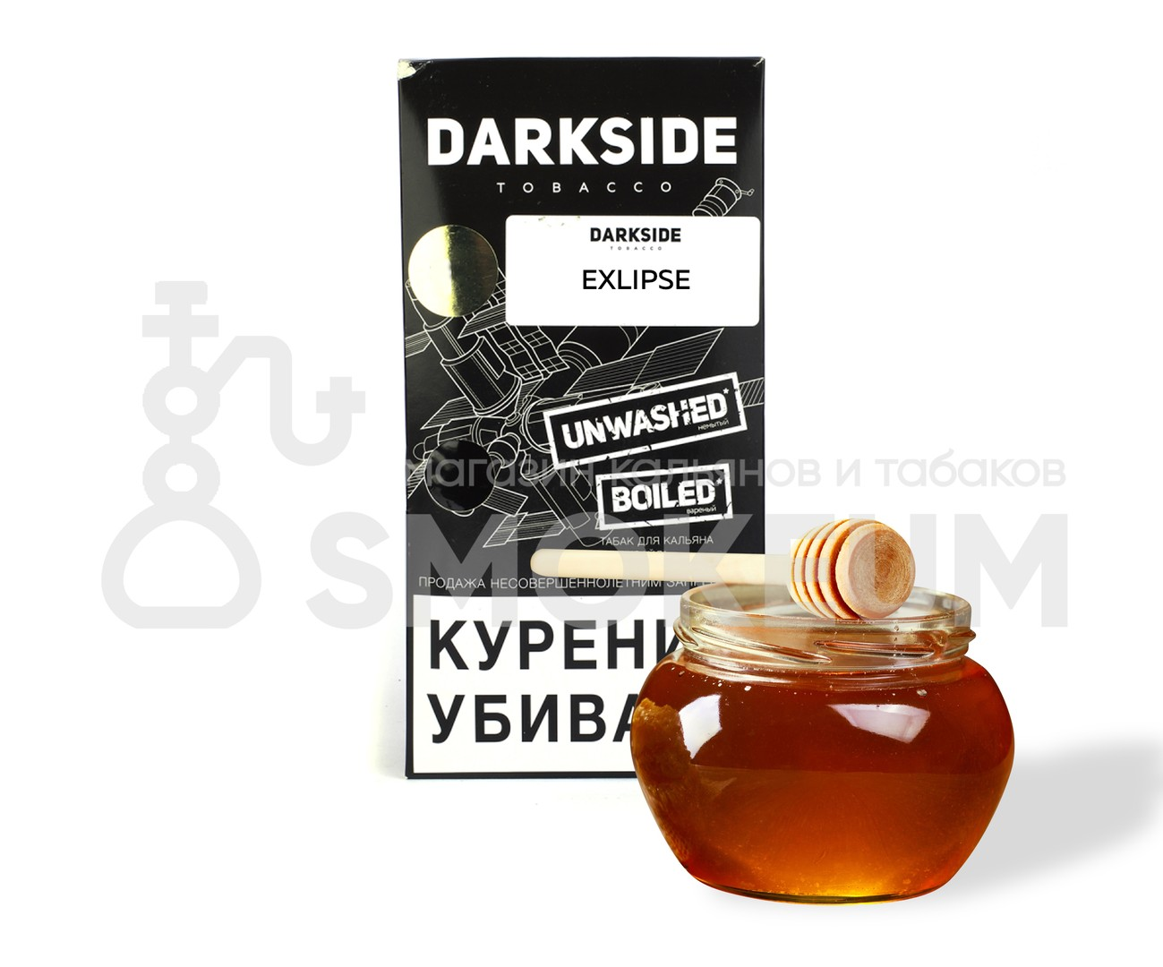 Табак Darkside (Medium) - Exlipse (Эклипс) 100 гр