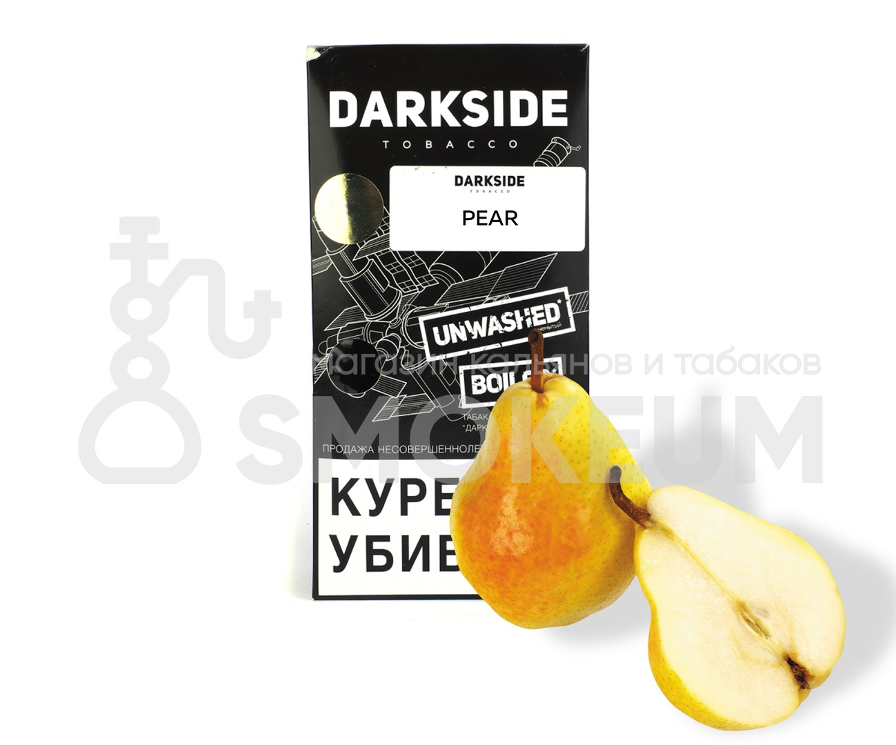 Табак Darkside (Soft) - Pear (Груша) 100 гр