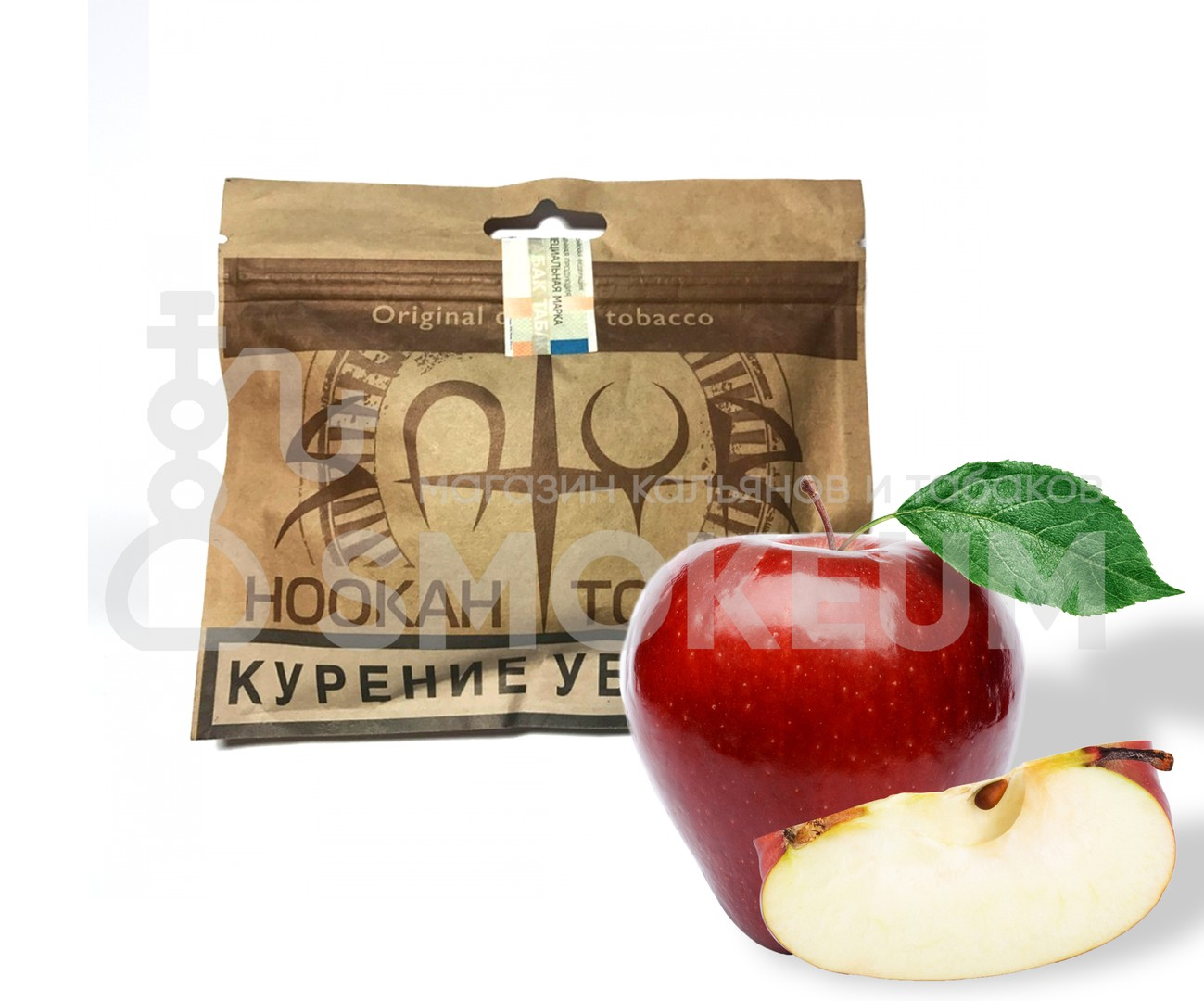 Табак Satyr Craft - Apple (Яблоко) 100 гр