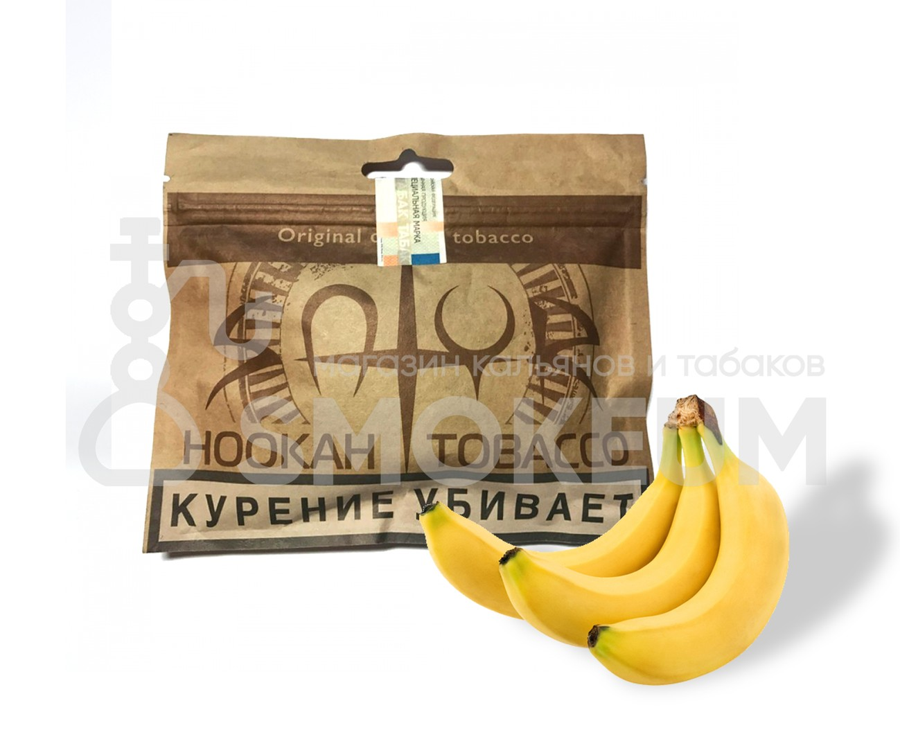 Табак Satyr Craft - Banana (Банан) 100 гр