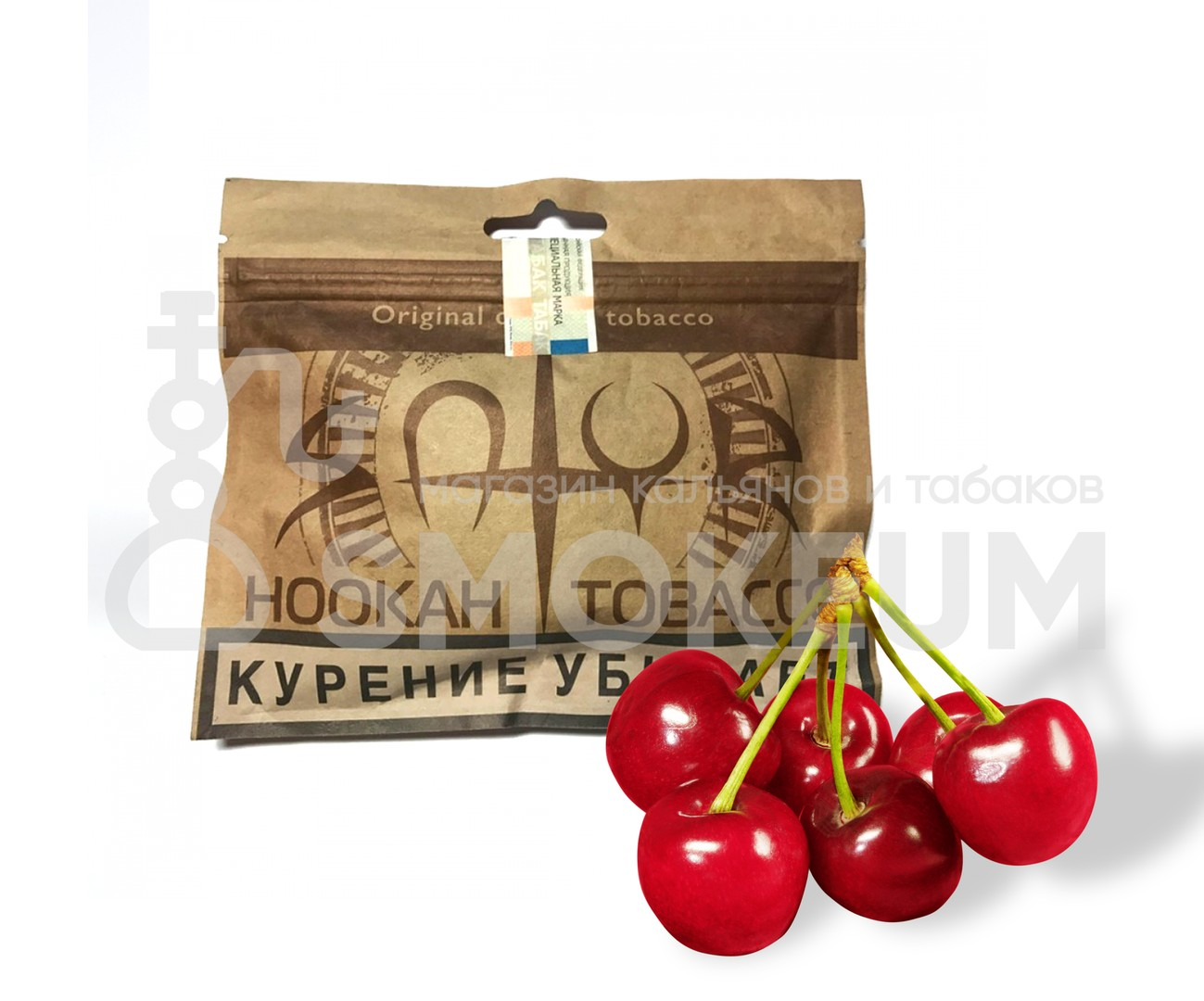 Табак Satyr Craft - Cherry (Вишня) 100 гр