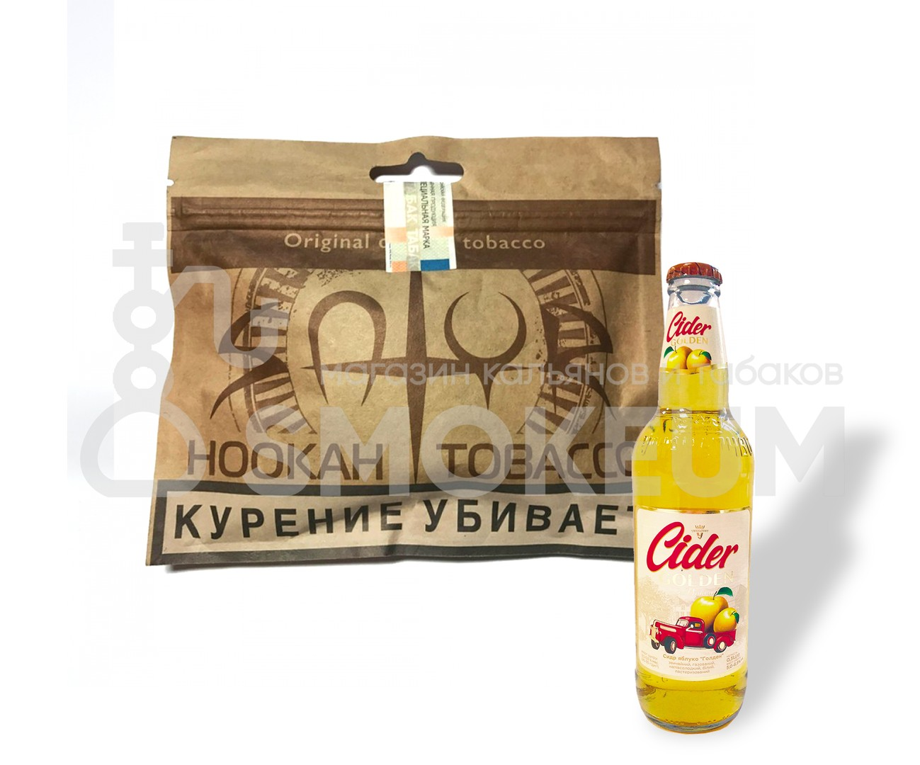Табак Satyr Craft - Cider (Сидр) 100 гр