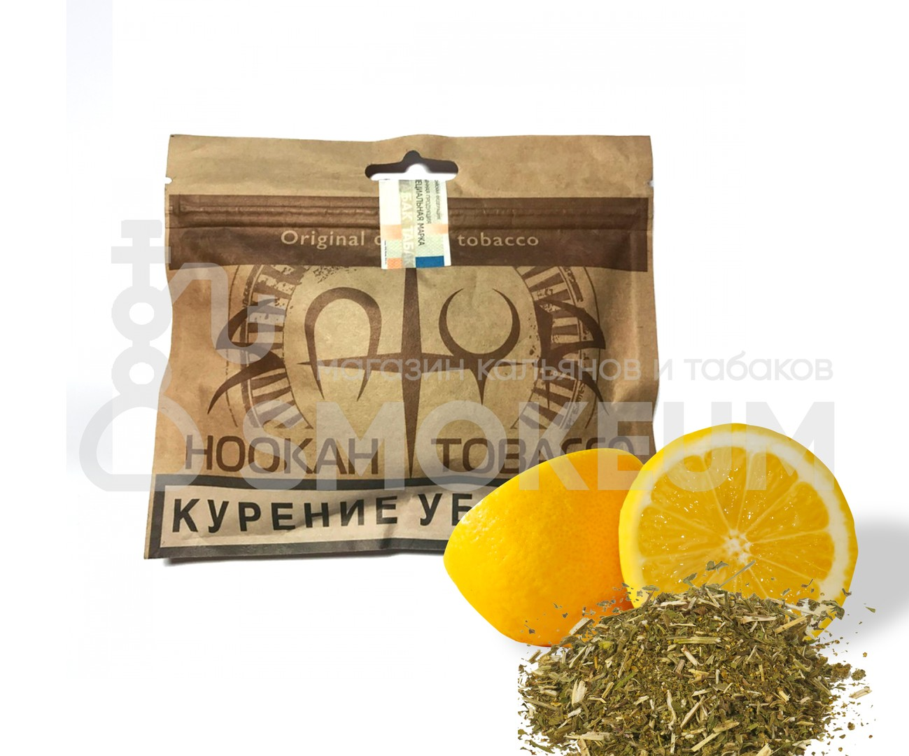 Табак Satyr Craft - Lemon Doha (Лимон - Доха) 100 гр