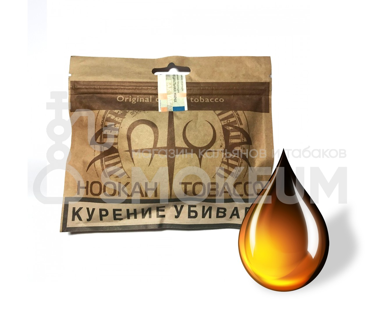 Табак Satyr Craft - Neft (Нефть) 100 гр