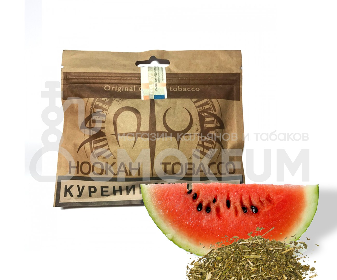 Табак Satyr Craft - Watermelon doha (Арбуз - Доха) 100 гр
